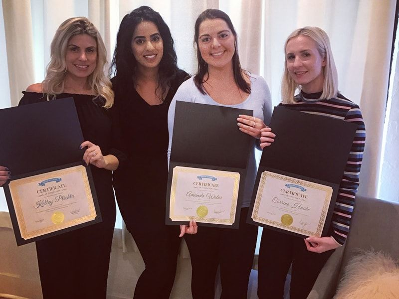 Microblading Training Course at Brow Studio Milwaukee